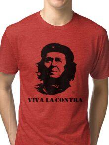 Viva La Contra Tri-blend T-Shirt