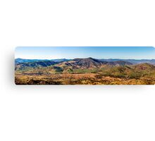 The Valley of Tallangatta Canvas Print