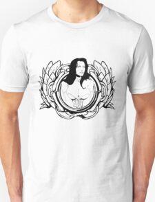 Pinup design t-shirt Unisex T-Shirt
