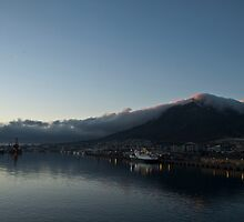 Capetown Morning by TB-Photography-