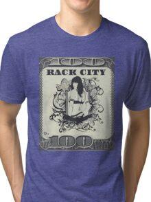 Tyga t-shirt design Tri-blend T-Shirt