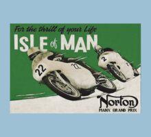 Isle of Man TT One Piece - Short Sleeve