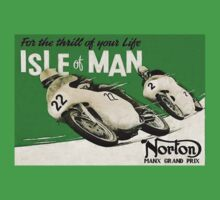 Isle of Man TT One Piece - Short Sleeve