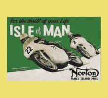 Isle of Man TT Kids Tee