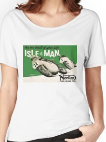 Isle of Man TT Women's Relaxed Fit T-Shirt