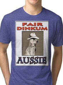 FAIR DINKUM Tri-blend T-Shirt