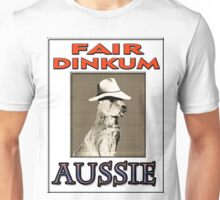 FAIR DINKUM Unisex T-Shirt
