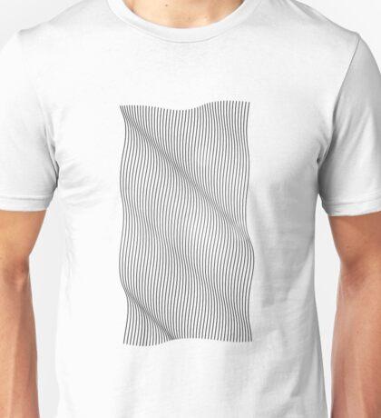 Ripple Illusion Unisex T-Shirt
