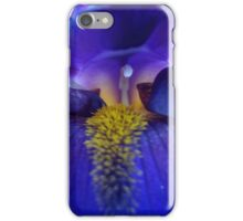Bearded Iris iPhone Case/Skin