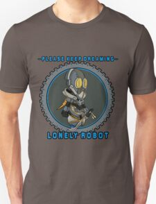 Lonely Robot: Quiet Bobby T-Shirt