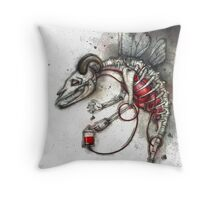 Bloodgoat Throw Pillow