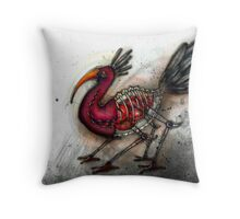 Stitchbird Throw Pillow