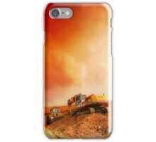 Red Storm iPhone Case/Skin