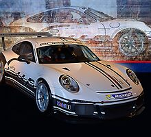 2013 Porsche 911 GT3 Cup by Stuart Row