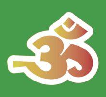 Om / Aum - Sanskrit Hindu Symbol - Y2R One Piece - Short Sleeve