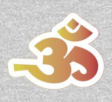Om / Aum - Sanskrit Hindu Symbol - Y2R Baby Tee