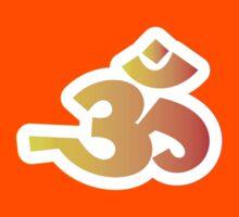 Om / Aum - Sanskrit Hindu Symbol - Y2R by hinducloud