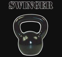 Kettle Bell Swinger by martialway