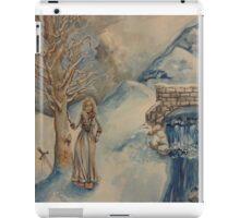 A Woman in Winter iPad Case/Skin