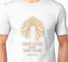 POW WOW - 043 Unisex T-Shirt