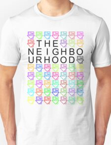 The Colourful Neighbourhood Unisex T-Shirt