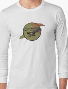 Magnus-Copter - 007 Long Sleeve T-Shirt