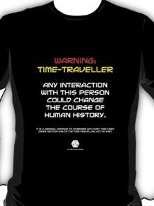 Time-Traveller T-Shirt T-Shirt