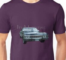 SuperNatural 'Its A Lifestyle' Light Version Unisex T-Shirt