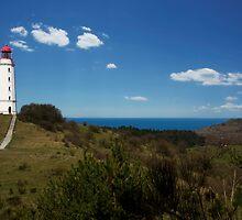 lighthouse by lucyliu