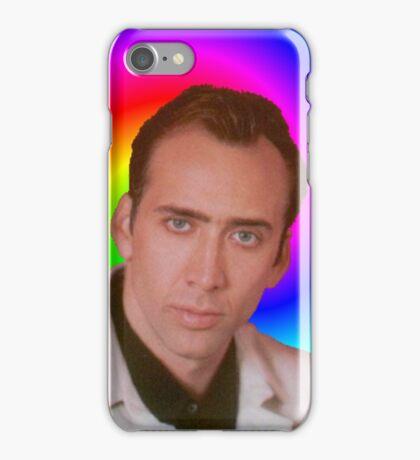 Nicolas Cage's Mind iPhone Case/Skin