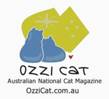 Ozzi Cat Magazine Official - For Aussie Cats Fans Kids Tee