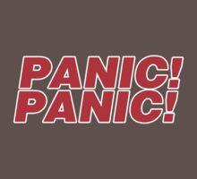 Panic Panic! Baby Tee
