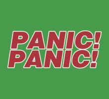 Panic Panic! One Piece - Short Sleeve