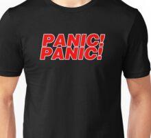 Panic Panic! Unisex T-Shirt