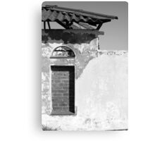Derelict Pagoda Canvas Print