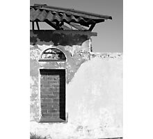Derelict Pagoda Photographic Print