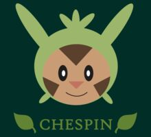 Chespin - Pokemon X & Y by StrawberryMo