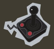 Retro Joystick by CarbonClothing