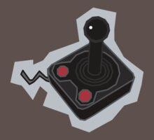 Retro Joystick Baby Tee