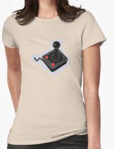 Retro Joystick Womens T-Shirt
