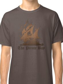 THE PIRATE BAY LOGO Classic T-Shirt
