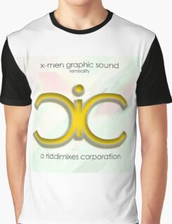 x-men graphic sound, ccxi. 2016 Graphic T-Shirt
