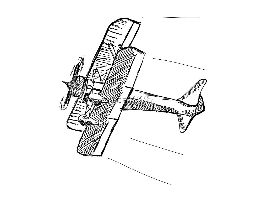 double decker plane by pda1986