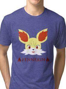 Fennekin - Pokemon X & Y Tri-blend T-Shirt