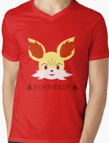 Fennekin - Pokemon X & Y Mens V-Neck T-Shirt