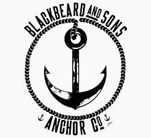 Blackbeard and Sons Anchor Co Unisex T-Shirt