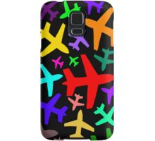 You Cannot Put One Jet in a Line - Black Samsung Galaxy Case/Skin