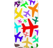 You Cannot Put One Jet in a Line - White iPhone Case/Skin