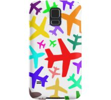 You Cannot Put One Jet in a Line - White Samsung Galaxy Case/Skin