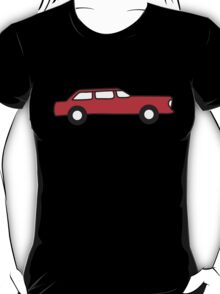 Comic Car T-Shirt